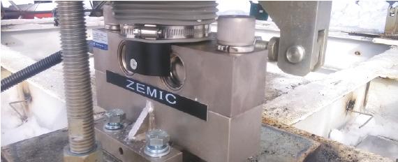 Система измерения веса для визуального контроля процесса приготовления сока