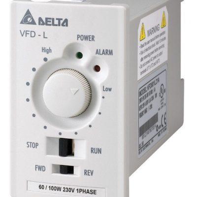 Перетворювачі для однофазної мережі  0,1 кВт, 220В