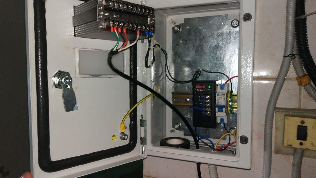 Система взвешивание смесителя молочных продуктов