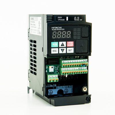 Частотные преобразователи серии WJ200