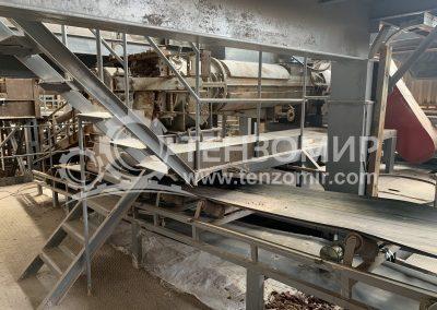 Модернизация ленточного конвейера 5
