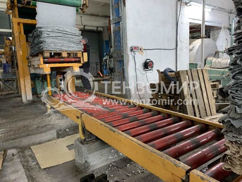 Система обліку у виробництві вторинного волокна