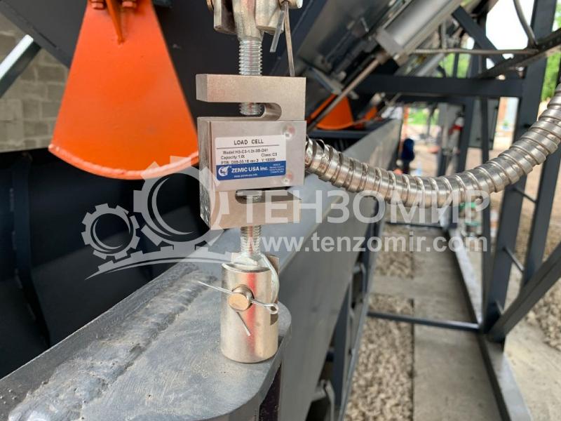 Автоматизація мобільної бетонозмішувальної установки БЗУ