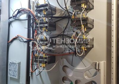 Система управления двух линий бетонно-смесительного комплекса советского образца_1