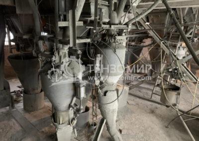 Система управления двух линий бетонно-смесительного комплекса советского образца_13