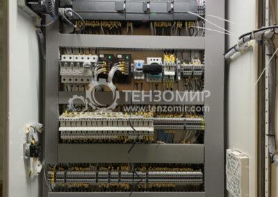 Система управления двух линий бетонно-смесительного комплекса советского образца_2
