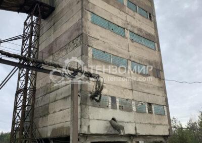 Система управления двух линий бетонно-смесительного комплекса советского образца_9